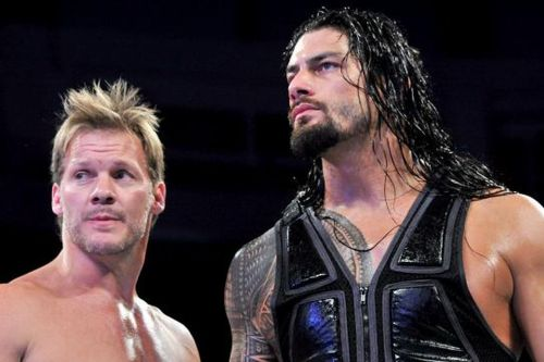 Jericho has recently spoken with Reigns