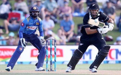 Image result for New Zealand versus Sri Lanka 3rd ODI 2019