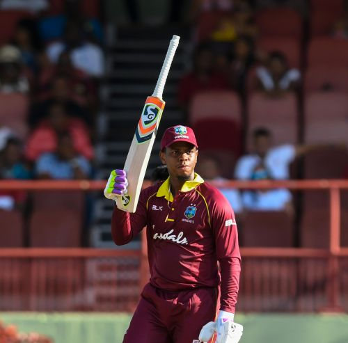 Hetmyer is expected to provide the much-needed firepower in the middle