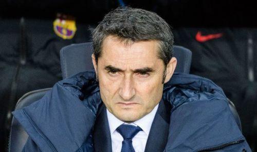 Valverde has quite a few decisions to make