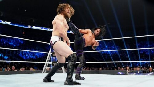 Mustafa Ali almost injured Daniel Bryan