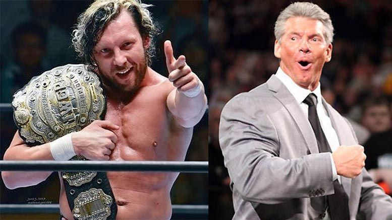 Kenny Omega is meeting top WWE officials this week