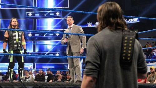 Daniel Bryan vs AJ Styles is happening yet again