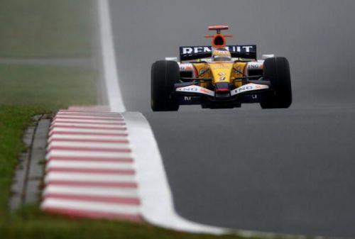 Japanese Formula One Grand Prix: Qualifying