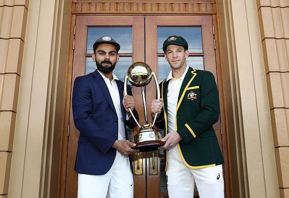 Australia v India - Preview Press Conference