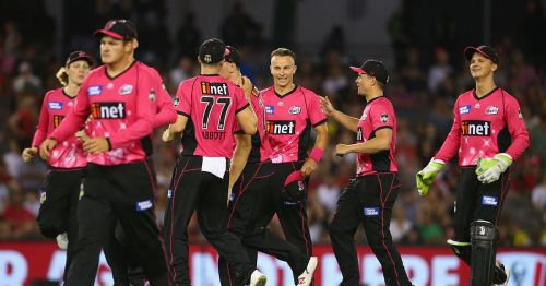 Sydney Sixers are on a rollercoaster ride this season.