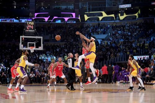 NBA Predictions: Predicting Los Angeles Lakers vs Houston ...