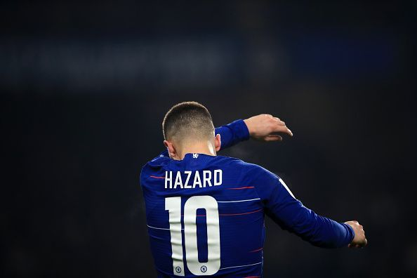 Hazard could end up at Real