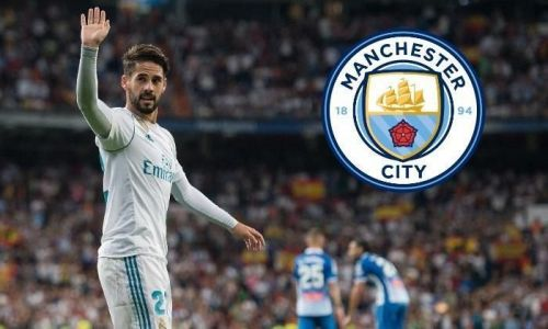 Manchester City has given their opinion about Isco