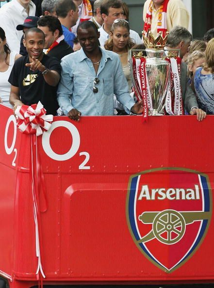 Arsenal Victory Parade of 2004.