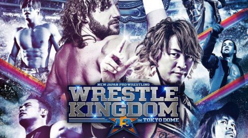 New Japan Wrestle Kingdom 13 blew away the Tokyo Dome