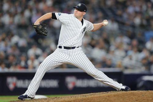Zach Britton - Wild Card Game - Oakland Athletics v New York Yankees