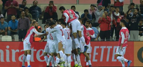 Bahrain crept through to the Round of 16 after breaking India's hearts