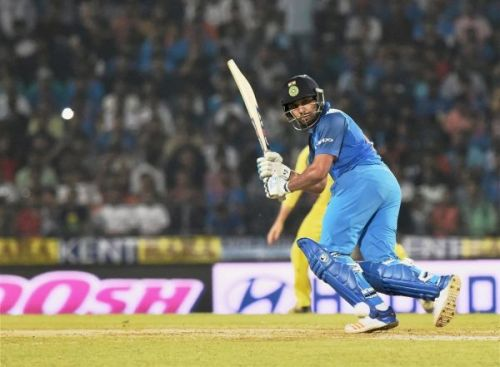 Rohit Sharma has had a prolific record against the Aussies