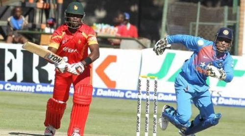 Ind vs Zimbabwe