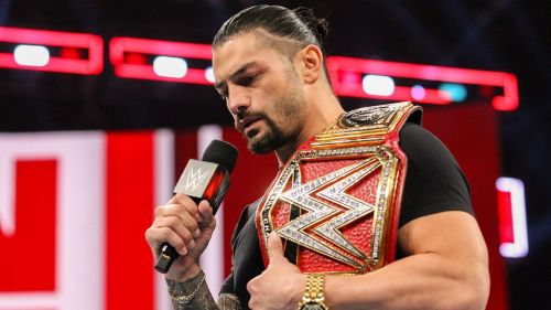 Roman Reigns relinquished the Universal Championship after revealing he was once again battling leukaemia in October last year.