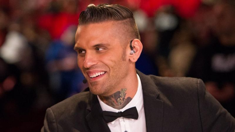 Corey Graves had a message for Mandy Rose