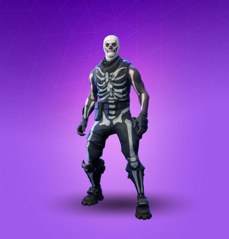 The OG Skull Trooper could have been even rarer