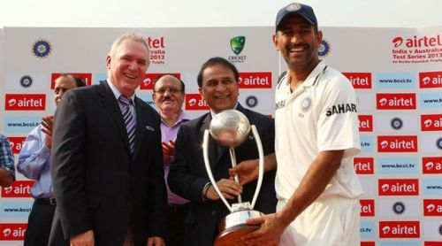 India claimed the Border-Gavaskar Trophy with a 4-0 whitewash