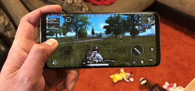 PUBG Mobile in Smartphones