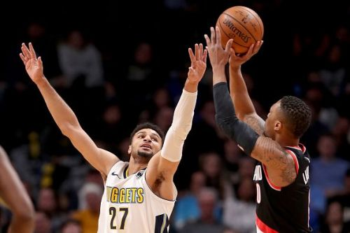 Coming off a thrashing of the Hornets, the Trail Blazers improved their record to 7-3 over their last 10