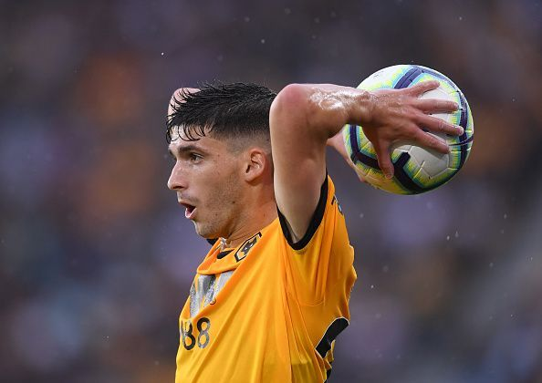 The Portuguese U19 star joined Wolves last season on loan before joining permanently this season