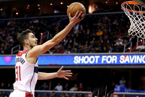 Satoransky has steadily improved during his three seasons with the Wizards