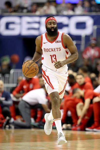 6cd83aece502 NBA 2018-19  James Harden making a strong case for being the MVP
