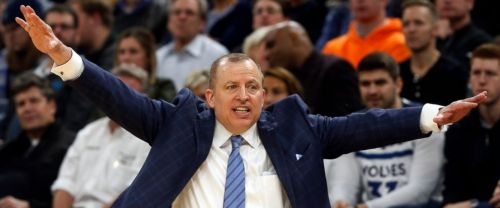 Tom Thibodeau, former coach of the Minnesota Timberwolves has been relieved of his position