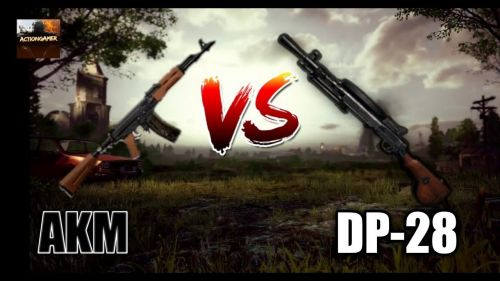 DP-28 and AKM