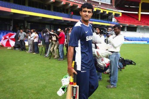 Ganguly was an exceptional ODI batsman