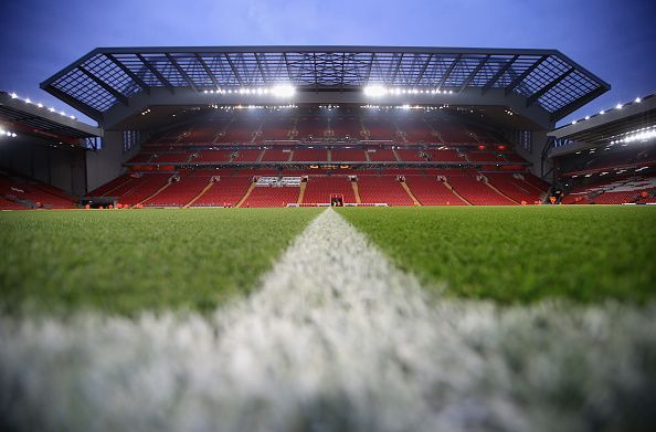 Bigger and more hostile Anfield