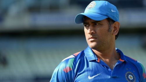 The most important role, which many of us tend to overlook very easily, is the role that Dhoni plays in the dressing room