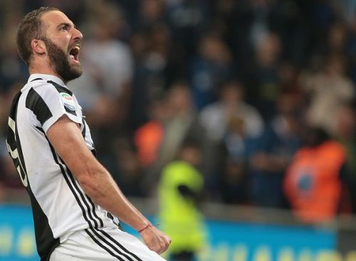 Higuain has been an exceptional striker for his former clubs