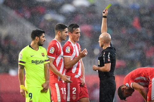 Espinosa's red card changed the game completely