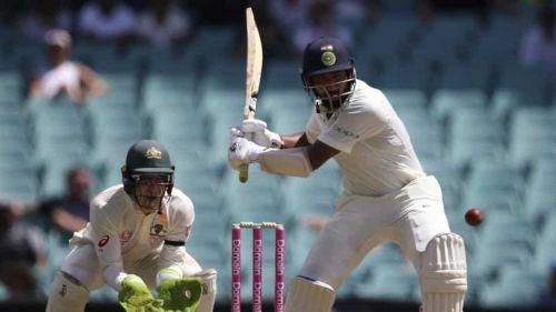 Image result for Australia versus India 4th test day 1