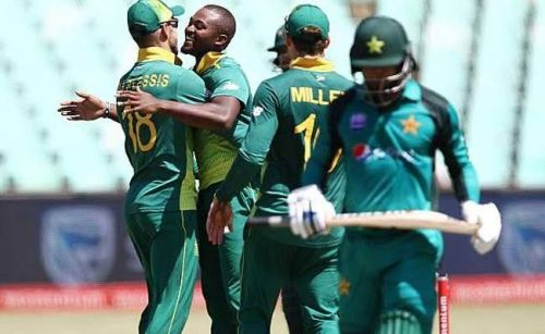 South Africa will be aiming to take a 2-1 lead at Centurion