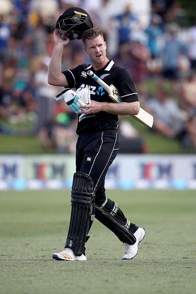 Neesham slammed 47 off 13 balls to finish the innings