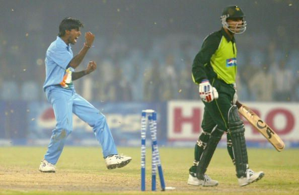 The famous Pakistan tour which made Balaji who he is today.