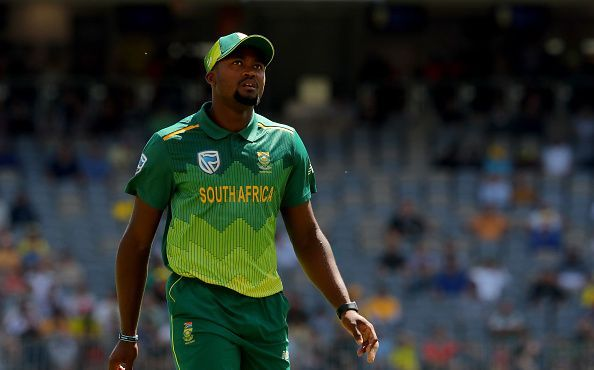 Andile Phehlukwayo has established himself as the premier all-rounder in the team