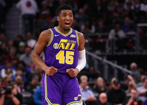 Donovan Mitchell is back to his best after an average start to the season