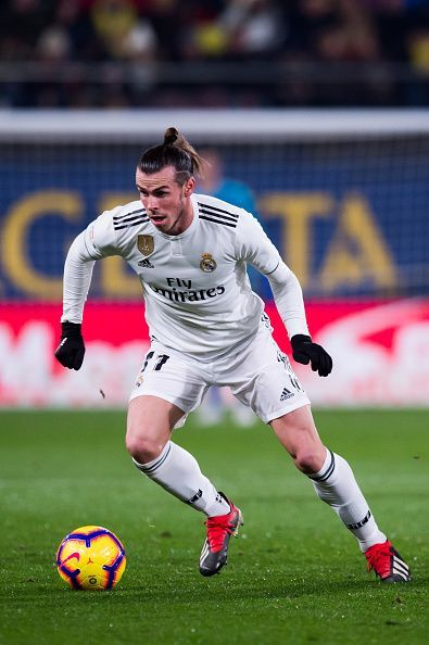 Gareth Bale has failed to replace Ronaldo at Madrid.