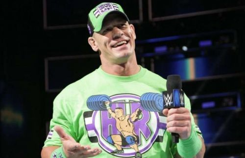 John Cena confirmed himself in the 30 man Royal Rumble match on the last episode of Raw
