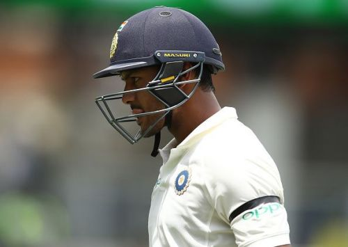 Mayank Agarwal was one of the success stories of the Australian series