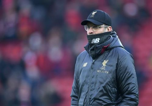 LWill Jurgen Klopp dig in January market?