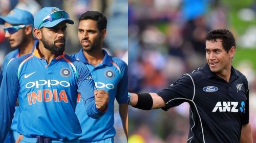 India - Ross Taylor