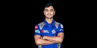 Ishan Kishan impressed last year in the IPL when he took the field for Mumbai Indians