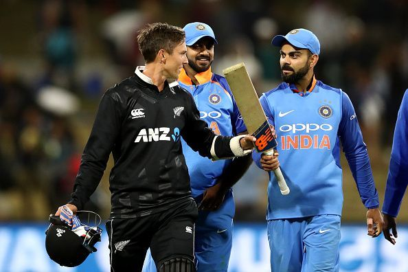 India outplayed the Blackcaps in the first two matches
