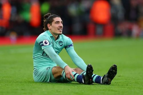 Bellerin has been sorely missed by Arsenal