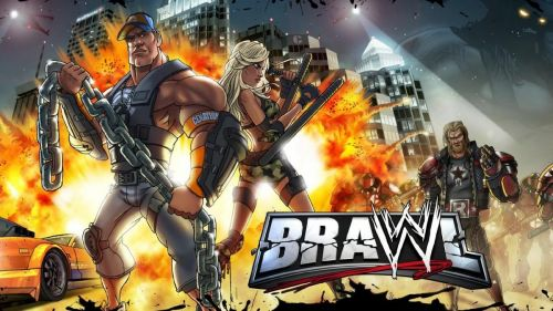WWE Brawl looked awesome